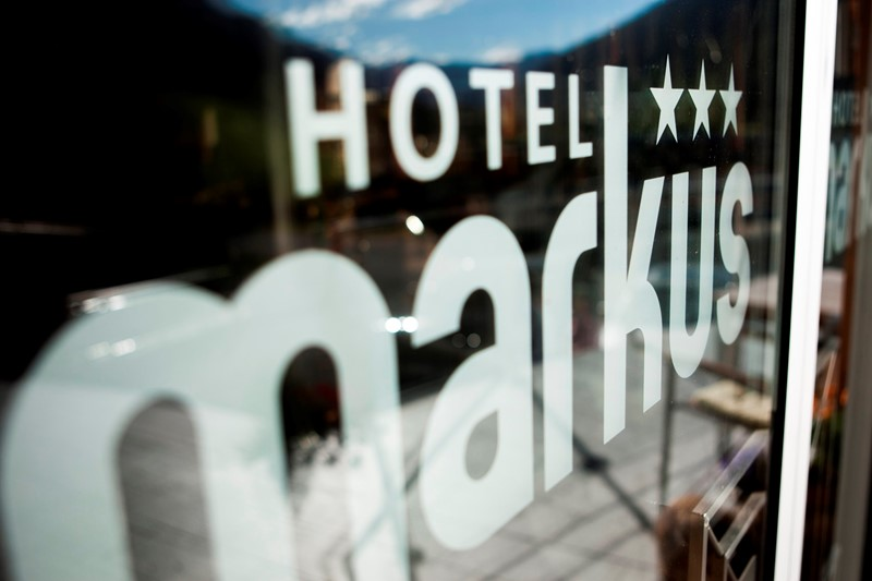 St Jakob Hotel Markus